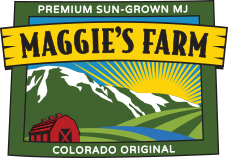 Maggies Farm Marijuana Logo