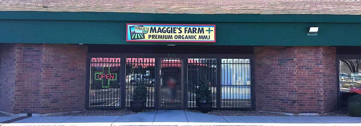 Maggie's Farm off Fillmore