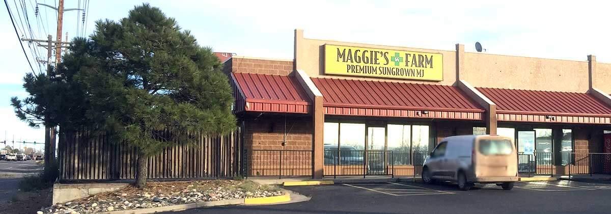 Maggie's Pueblo East off Santa Fe