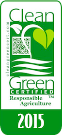 Maggie's Farm 2015 Clean Green Certified