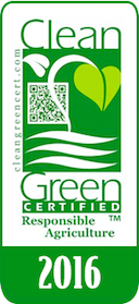 Maggie's Farm 2016 Clean Green Certified