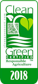 Maggie's Farm 2018 Clean Green Certified