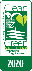 Maggie's Farm 2020 Clean Green Certified