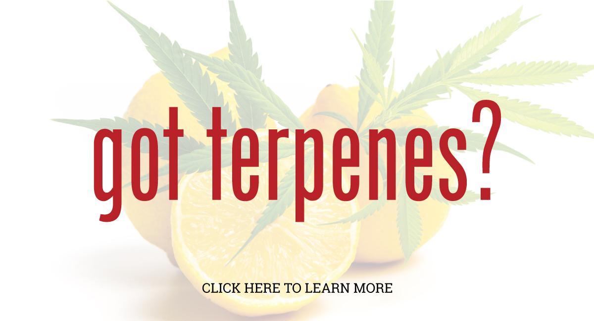Got Terpenes?